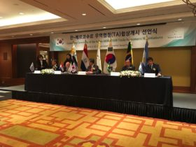 El Mercosur inició negociaciones para firmar un Tratado de Libre Comercio con Corea: un mercado de 25.000 M/u$s para el sector agroindustrial