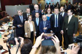 Luego de veinte años de negociaciones se firmó el acuerdo comercial UE-Mercosur: cómo comunicaron el evento cada uno de los participantes