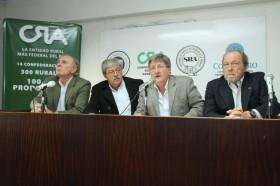 El impuestazo de Scioli finalmente derivó en un paro agropecuario nacional (comienza hoy)
