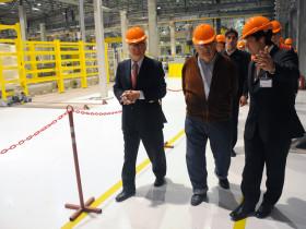 Una nación que crece: Mujica viaja el domingo a Finlandia para negociar la instalación de una nueva planta de celulosa