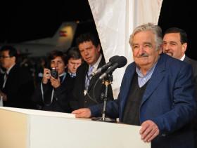 """Mujica dio cátedra: """"Es posible pensar en un país altamente desarrollado por la cantidad de valor generado a partir de una economía agraria moderna"""""""