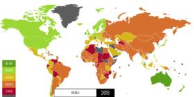 ¿Cuáles son las razones por las cuales la Argentina está en el puesto 148 del ranking mundial de libertad económica?