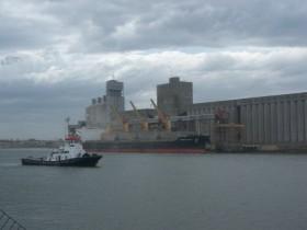 Argentina comenzó a exportar maíz a EE.UU: los primeros embarques saldrán por Necochea