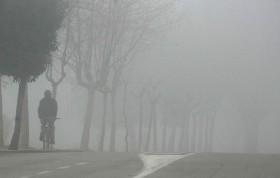 El martes se esperan densos bancos de niebla y algunos chaparrones sobre el sector este del país