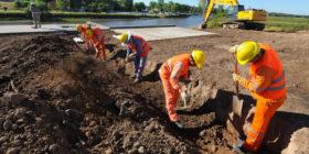 El gobierno nacional adjudicó obras de ampliación del cauce del río Salado por más de 6100 M/$