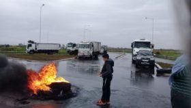 Se desactivó el paro de transportistas ante la apertura de negociaciones con representantes del gobierno nacional