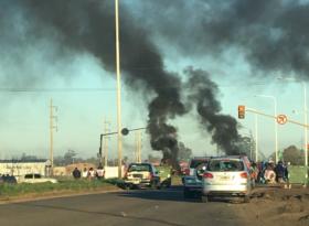 Alerta logística: transportistas autoconvocados planean movilizarse el lunes en los accesos de las principales terminales portuarias