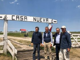 Pichetto: un político peronista es el único que salió a defender al campo argentino contra el avance chavista