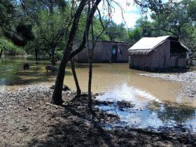 Salió la emergencia agropecuaria para productores de Formosa afectados por el desborde del Río Pilcomayo
