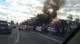 En Uruguay el derecho a circular libremente es sagrado: Tabaré Vázquez habilitó el uso la fuerza pública para desbloquear piquetes