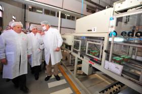 Tres compañías podrán importar tecnología libre de aranceles para automatizar procesos agroindustriales por un total de 13,7 M/u$s