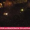 #1AYoVoy: Multitudinaria marcha de argentinos autoconvocados a favor de la Democracia