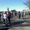 Otra jornada con reducido nivel de operaciones por el paro agropecuario: ingresaron apenas 146 camiones a las terminales de Bahía Blanca