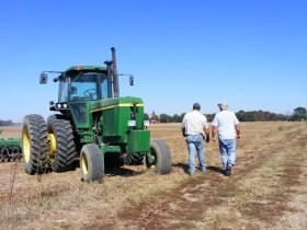 Confianza ciega: la mayor parte de los productores siguen sin tomar coberturas en soja 2013/14
