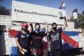 """Cha Cha Cha: el """"Proyecto Artigas"""" se transformó en el hazmerreír de las redes sociales argentinas"""