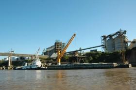 El Senasa implementó un procedimiento de supervisión de cargas en buques habilitadas por certificadoras