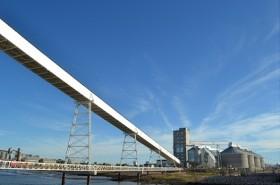 Guerra fría: sigue inhabilitada la terminal de Dreyfus en Bahía Blanca y Cargill obtuvo nuevo permiso por apenas 30 días