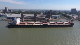 Por la bajante crítica del Paraná el valor del maíz Bahía Blanca supera en más de un 10% al cereal con entrega en Rosario