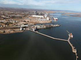 Desastre cerealero: los embarques agrícolas por el puerto de Bahía Blanca cayeron 26% en lo que va del año