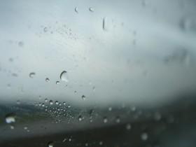 El frente de mal tiempo llegó para quedarse hasta el fin de semana