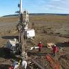 Aranguren anuncia el inicio de las obras para las represas Kirchner y Cepernic: requisito para que se reabran las exportaciones de aceite de soja a China