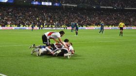 Terminó el partido Boca-River: perdió la Argentina por goleada