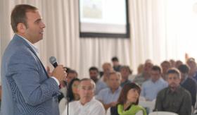 """Dante Romano: """"El mercado está dando un incentivo para no vender soja ahora y hacerlo más adelante"""""""