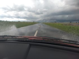 Argentina otra vez en emergencia hídrica: se vienen varios días de lluvias torrenciales sobre zonas inundadas