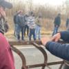 Cansancio: productores y transportistas cortaron una ruta nacional para intentar forzar una solución al bloqueo que mantiene Rodríguez Saá hace cinco meses