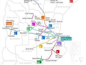 Lanzaron la licitación para construir más de 800 kilómetros de autopistas que facilitarán el transporte de productos agropecuarios