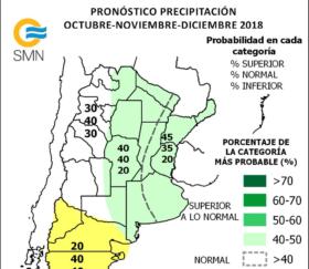 El Servicio Meteorológico alerta que están dadas las condiciones para que aparezcan nuevos temporales severos en lo que resta del año