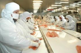 En los primeros diez meses del año las exportaciones chilenas de salmón superaron en 215% a las colocaciones argentinas de carne vacuna