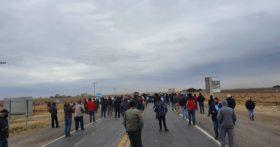 El gobierno de San Luis recordó que el martes 15 vence el Inmobiliario Rural en plena protesta de productores para reclamar que los dejen entrar a la provincia