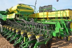 En lo que va del año ingresaron 72 sembradoras John Deere a un valor promedio de 161.800 dólares