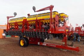 Siguen flojas las exportaciones de sembradoras argentinas: tres empresas concentran casi el 70% de las operaciones
