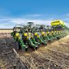 Ingresaron 89 sembradoras John Deere: la versión más económica del modelo 1745 se declaró a 89.650 dólares
