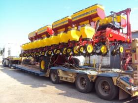 En lo que va del año se exportaron 35 sembradoras argentinas: el principal comprador es Rusia