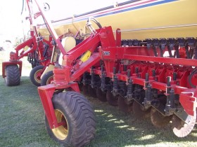 En lo que va del año más de un 60% de las exportaciones de sembradoras argentinas se destinaron a Rusia y Ucrania