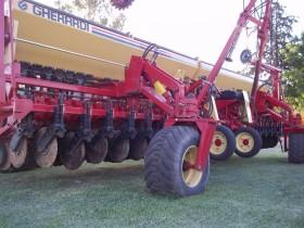Crecieron las exportaciones argentinas de sembradoras gracias al esfuerzo de una empresa santafesina por posicionarse en el mercado ruso