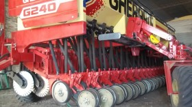 Exportaciones argentinas de sembradoras: cinco empresas concentran el 60% del negocio