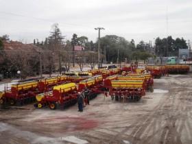 Venezuela es el principal comprador de sembradoras argentinas: el negocio se concentra en apenas cuatro empresas