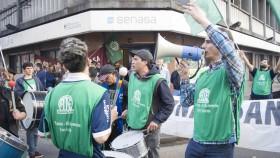 Alerta comercial: mañana comienza un paro de trabajadores del Senasa que afectará por tres días la actividad portuaria