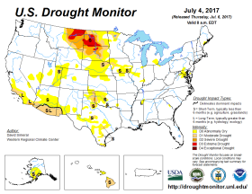 """Especuladores desarman a dos manos posiciones vendidas en granos gruesos asustados por el """"mercado climático"""" estadounidense"""