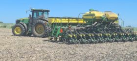 Efecto Niña: finalizó la siembra de maíz temprano argentino con menos de un tercio del área total prevista para esta campaña