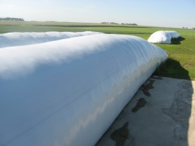 Los productores tendrán que informar a la Afip cuántos silobolsas compraron en el ciclo 2013/14: también deberán declarar la ubicación exacta de los granos almacenados