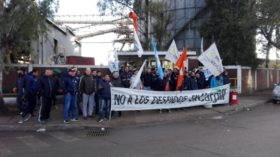 El Ministerio de Trabajo dictó la conciliación obligatoria para el sindicato de aceiteros ante una medida insólita que paralizó a la principal industria argentina