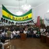 Día del Trabajador: intendente de Chacabuco organiza un acto en la puerta de Ingredion para apoyar a los operarios despedidos