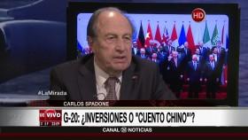 """El sueño del presidente de la Cámara Argentino China es la pesadilla de Australia: """"Un millón de chinos en la Patagonia"""""""