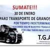 Transportistas autoconvocados protestaron a la vera de las rutas: reclaman el pago de la totalidad de las tarifas indicativas
