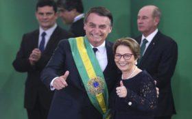 """La ministra de Agricultura de Brasil aseguró que """"nuestro mayor problema aún está en el Mercosur"""""""